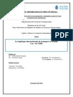 La logistique internationale de transport et douane .pdf
