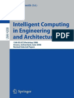 (Lecture ... _ Lecture Notes in Artificial Intelligence) Ian F.C. Smith - Intelligent Computing in Engineering and Architecture_ 13th EG-ICE Workshop 2006, Ascona, Switzerland, June 25-30, 2006, Revis.pdf