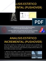 Análisis Pushover-Steel-Zavala