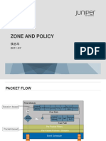 ZONE and POLICY