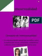 La Homosexual