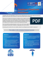 Employer Employee One Pager