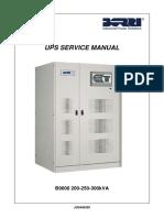 BORRI UPS B9000 UPS SERVICE MANUAL.pdf