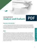 Analyze & Evaluate a Truss