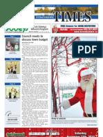 November 26, 2010 Strathmore Times