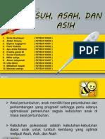 ASUH, ASAH, ASIH ( FIX ).ppt