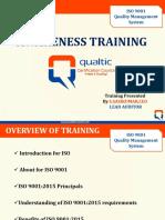 ISO 9001_2015 AWARNESS TRAINING.pptx