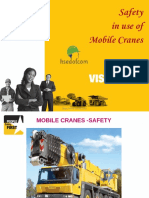 Safety in Mobile crane
