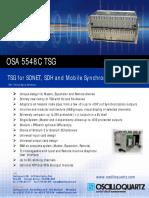 OSA 5548C TSG