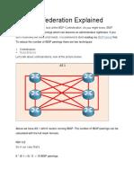 BGP Confederation Explained.docx