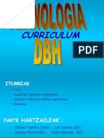 Tekno Curriculum Aurkezpena EIBAR2