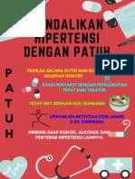 PATUH poster hipertensi