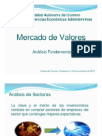 EXPO. Analisis Fundamental