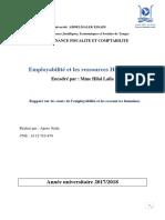 Employabilité et les ressources Humaines.docx