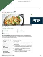 Tricolour Salad Recipe
