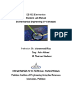 Electronics Lab Manual Complete