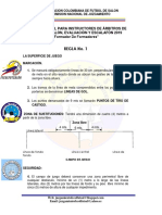 1 - DOCUMENTO UNIFICACION REGLAS DE JUEGO FECOLFUTSALON 2019