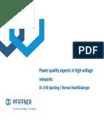 PFIFFNER RC dividers