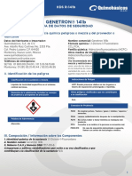 HDS GENETRON® 141b