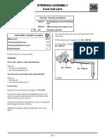 Nissan Primastar X83 (2002-2006) Service manual #12