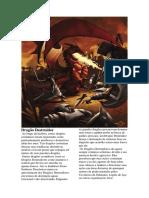 D&D 3.5 - Dragão Destruidor