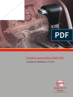 105. Cambio automático DSG 02 E