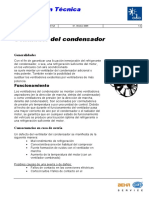 Ventilador Del Condensador