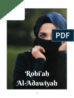 Robi'ah Al-Adawiyah