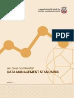 Abu-Dhabi-Data Management Standards