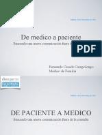 Dr. Casado -  Ideagoras Conference