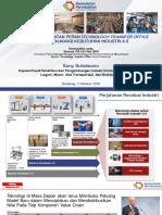 Ir. Sony Sulaksono, M.BS Kapuslitbang TIKI KEMENPERIN (Materi) pdf