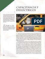 Física Sears Capacitancia y Dieléctricos