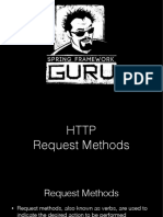 HTTP-RequestMethods