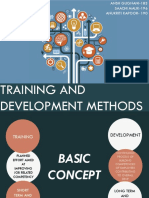 TRAINING AND DEV METHODS.pptx