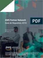 2019  APN Program Tier Requirement Guide [Portuguese]
