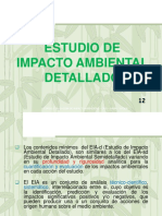 Clase 12 Eia Estudio de Impacto Ambiental Detallado