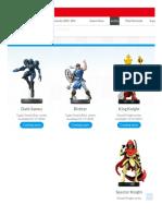amiibo Character List Lineup - amiibo by Nintendo USA