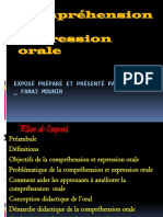 comprehension et expression orale.ppt