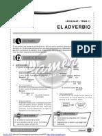 Sem11 El Adverbio.pdf