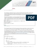 PCAP File parsing