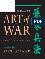 The Complete Art of War - Tzu Sun