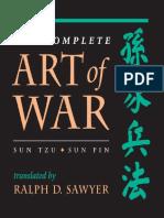The Complete Art of War - Tzu Sun