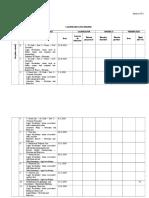 Calendarul disciplinei, Engleza, an II, sem 1(2) (1)