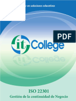 Material de curso ISO 22301 - Gestión de la continuidad de Negocio.pdf