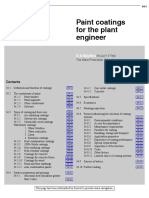 34 Paint Coatings For The Plant Engineer
