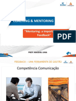 5-COACHING & MENTORING - Importância do feedback