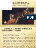 ACEDIA, EL PECADO DE LA FLOJERA ESPIRITUAL