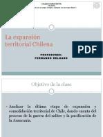 9 - Expansión territorial