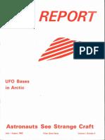 Canadian UFO Report - vol 1 no 4 - 1969
