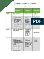 Cronograma Semana Planificacion 2019 (1)